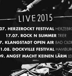 Findus Live 2015